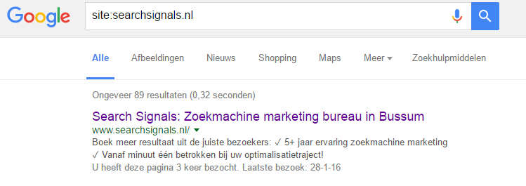 Aantal-geindexeerde-paginas-in-Google