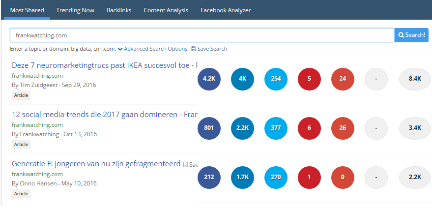 Hoe schrijf je aantrekkelijker content - search signals 2