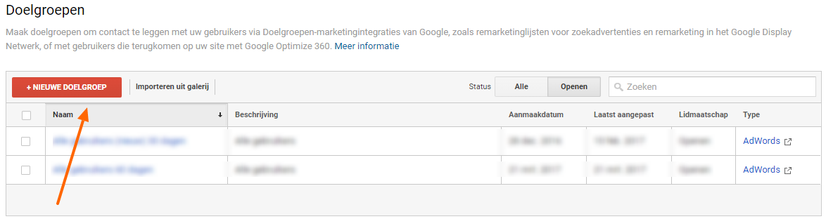 intro remarketing list for search ads artikel