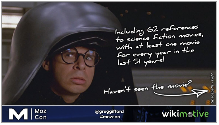 Greg Gifford - presentatie
