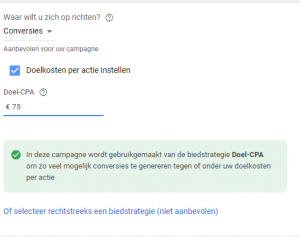 google-ads-gids-b2b-doel-cpa
