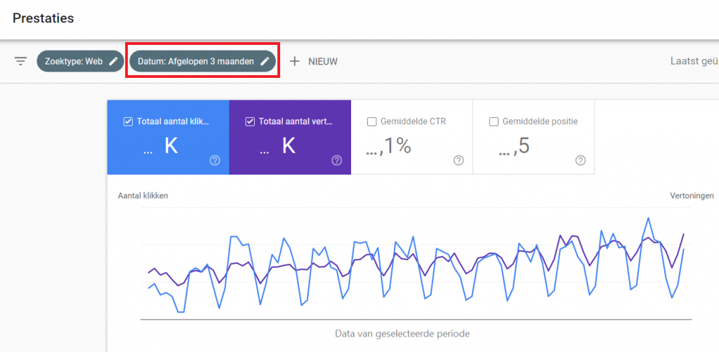 periode-instellen-google-search-console