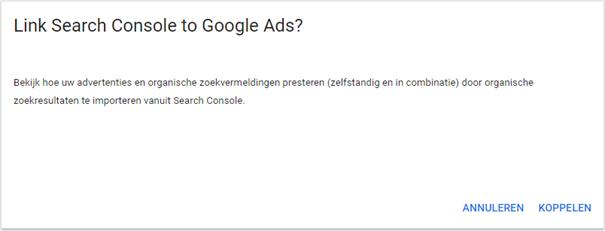 search-console-google-ads